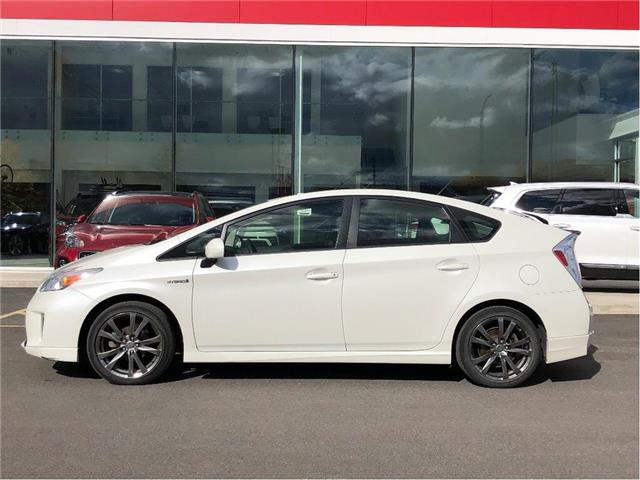 2013 Toyota Prius Base (Stk: 20178A) in Gatineau - Image 1 of 22