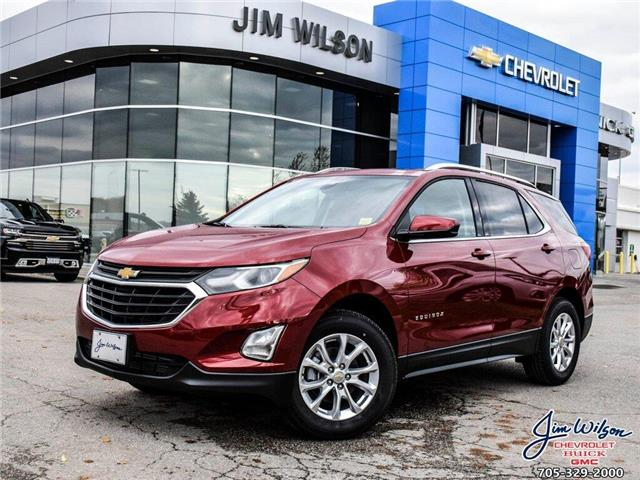 2020 Chevrolet Equinox LT (Stk: 202086) in Orillia - Image 1 of 29