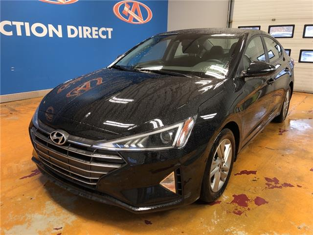 2020 Hyundai Elantra Preferred w/Sun & Safety Package (Stk: 20-900780) in Lower Sackville - Image 1 of 17