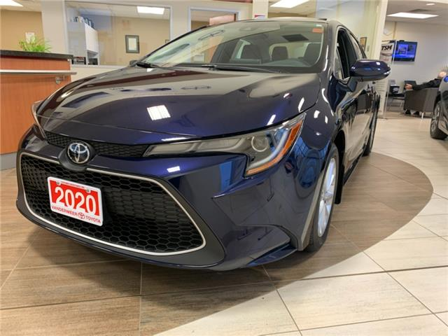 2020 Toyota Corolla XLE (Stk: CW007) in Cobourg - Image 1 of 7