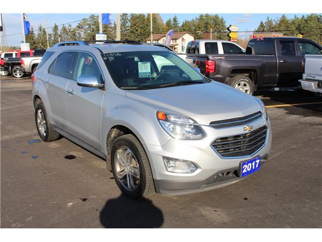 2017 Chevrolet Equinox Premier (Stk: 11315) in Sault Ste. Marie - Image 1 of 27