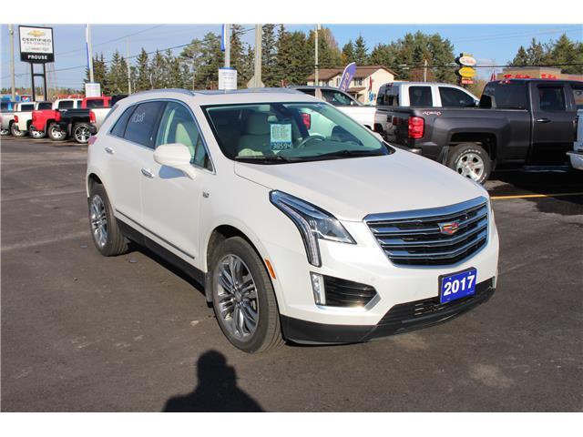 2017 Cadillac XT5 Premium Luxury (Stk: 11308) in Sault Ste. Marie - Image 1 of 30