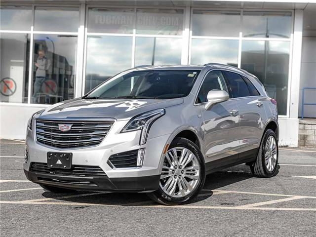 2019 Cadillac XT5 Premium Luxury (Stk: P8258) in Ottawa - Image 1 of 24