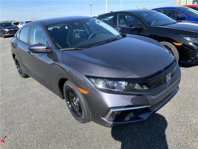 2020 Honda Civic LX (Stk: 220022) in Huntsville - Image 1 of 1