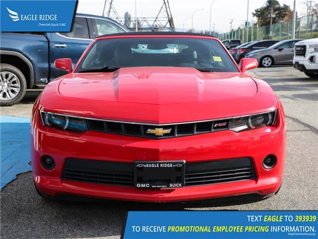 2014 Chevrolet Camaro LT (Stk: 144629) in Coquitlam - Image 2 of 14