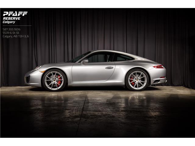 2017 Porsche 911 Carrera S (Stk: MV0295AA) in Calgary - Image 1 of 21