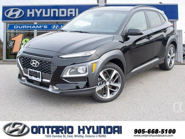 2020 Hyundai Kona 1.6T Ultimate (Stk: 425945) in Whitby - Image 1 of 21