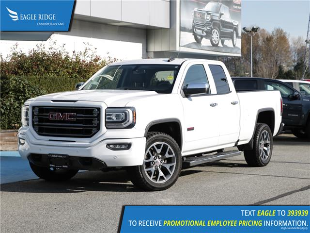 2017 GMC Sierra 1500 SLT (Stk: 176037) in Coquitlam - Image 1 of 14