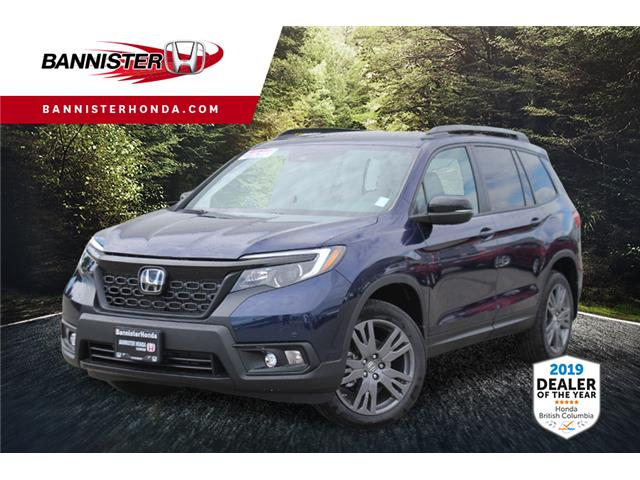 2019 Honda Passport EX-L (Stk: 19-277) in Vernon - Image 1 of 6