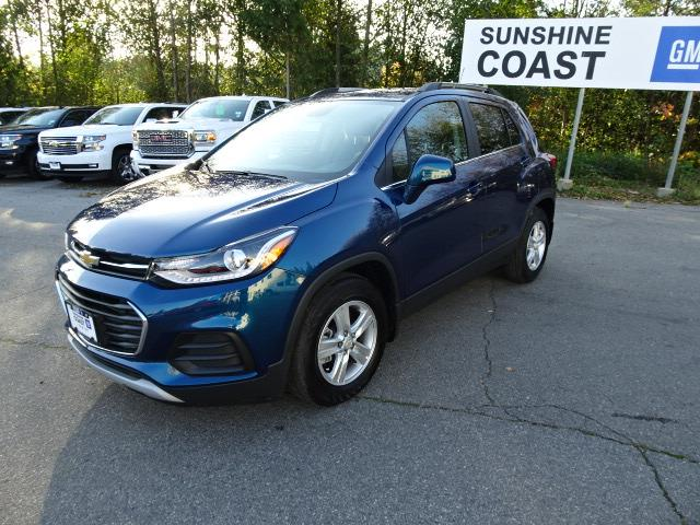 2020 Chevrolet Trax LT (Stk: TL125714) in Sechelt - Image 1 of 18