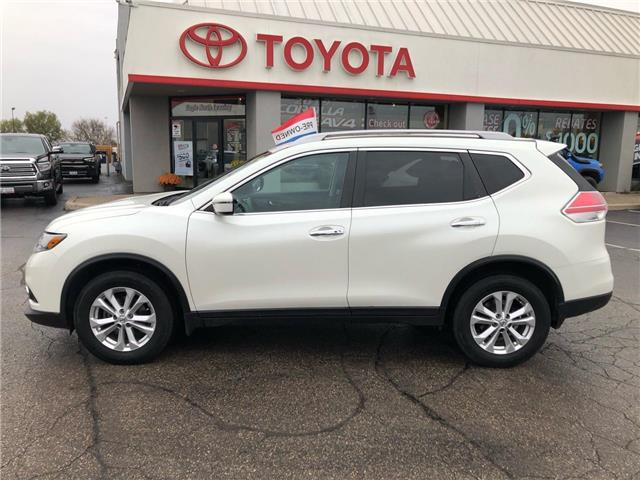 2016 Nissan Rogue  (Stk: 1911311) in Cambridge - Image 1 of 15