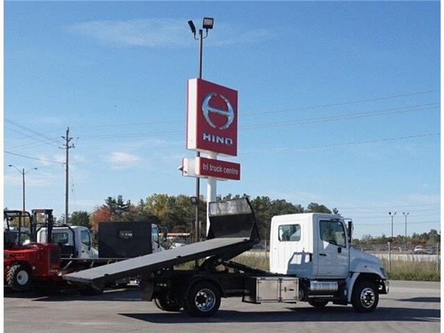 2020 Hino 258-187 w/XR7 MULTILIFT HOOKLIFT SYSTEM - (Stk: HLTW15215) in Barrie - Image 1 of 14