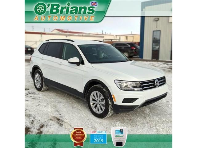 2019 Volkswagen Tiguan Trendline (Stk: 12967A) in Saskatoon - Image 1 of 21