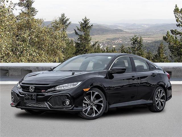 2019 Honda Civic Si Base (Stk: 191300) in Milton - Image 1 of 23