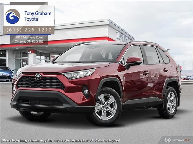 2020 Toyota RAV4 XLE (Stk: 58902) in Ottawa - Image 1 of 23