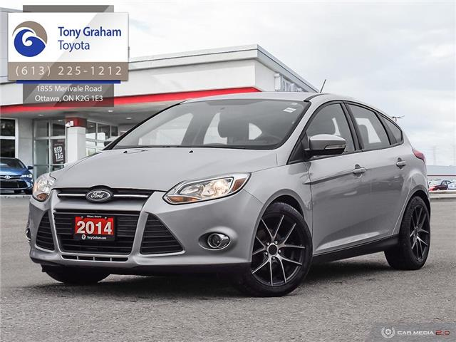 2014 Ford Focus SE (Stk: 58538A) in Ottawa - Image 1 of 27