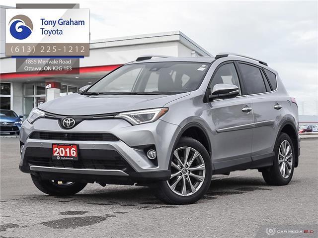 2016 Toyota RAV4 Limited (Stk: E7966) in Ottawa - Image 1 of 30