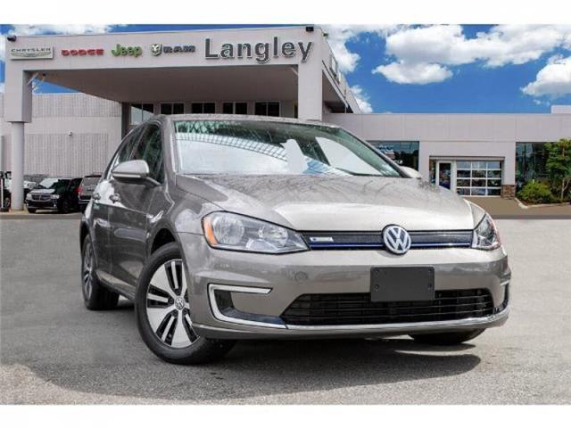 2016 Volkswagen e-Golf SE (Stk: LF2351) in Surrey - Image 1 of 24