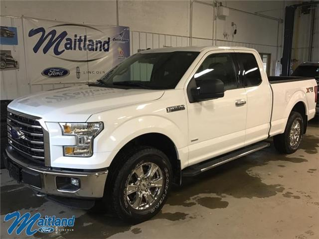 2016 Ford F-150 XLT (Stk: FB4751) in Sault Ste. Marie - Image 1 of 29