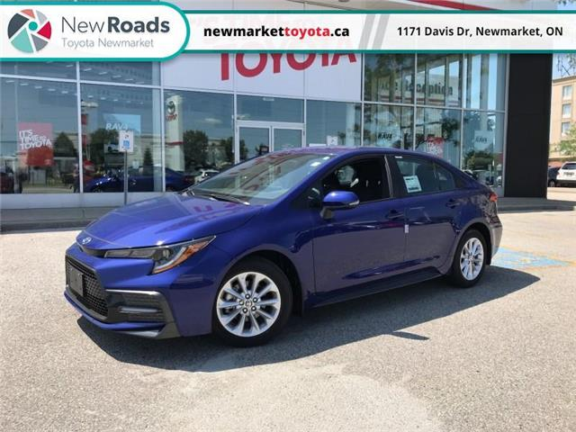 2020 Toyota Corolla SE (Stk: 34819) in Newmarket - Image 1 of 17