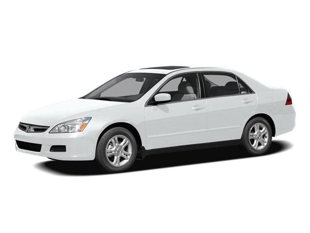 2007 Honda Accord EX-L (Stk: 219407A) in Huntsville - Image 1 of 2