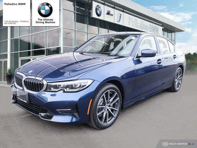2019 BMW 330i xDrive (Stk: 0120) in Sudbury - Image 1 of 21