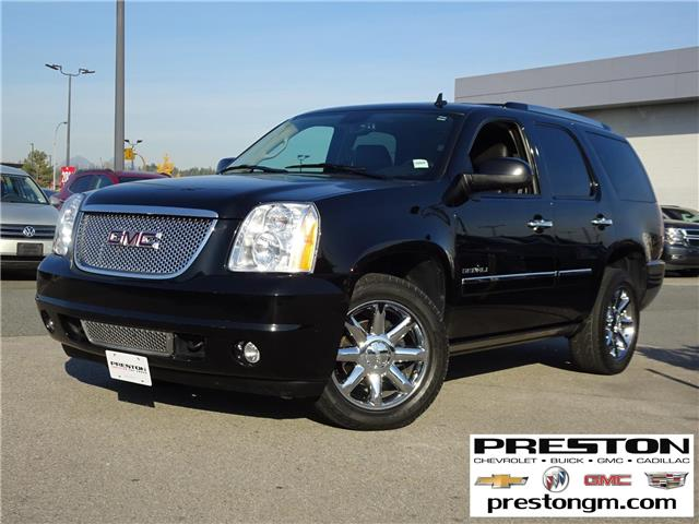 2013 GMC Yukon Denali (Stk: X28181) in Langley City - Image 1 of 30