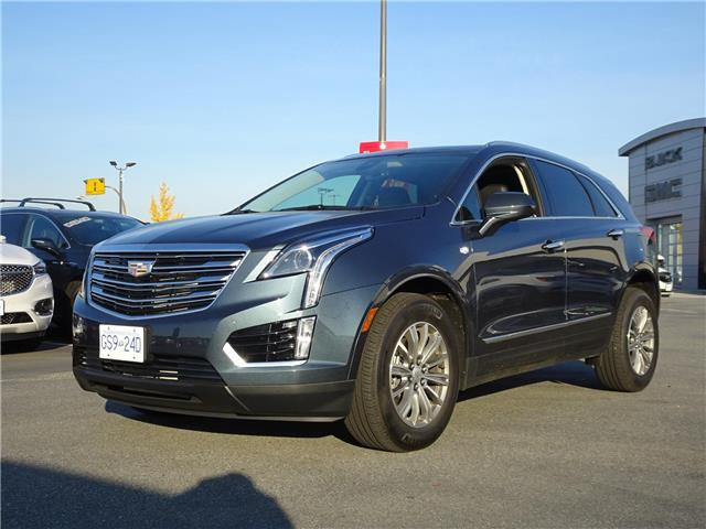 2019 Cadillac XT5 Luxury (Stk: 9015460) in Langley City - Image 1 of 6