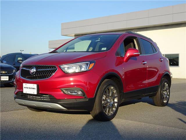2019 Buick Encore Sport Touring (Stk: 9019630) in Langley City - Image 1 of 6