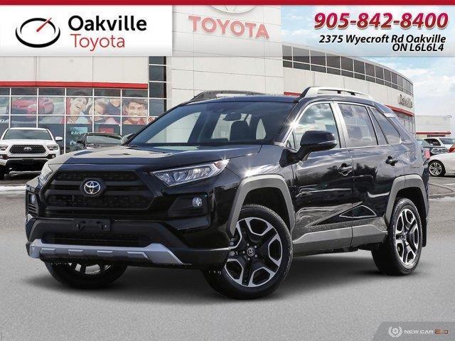 2020 Toyota RAV4 Trail (Stk: 20336) in Oakville - Image 1 of 23