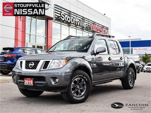 2019 Nissan Frontier PRO-4X (Stk: SU0767) in Stouffville - Image 1 of 25