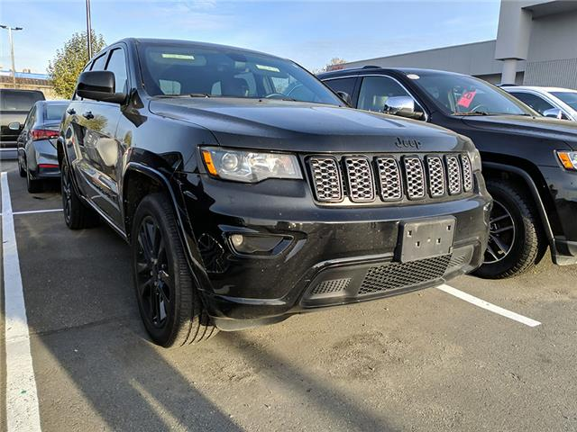 2017 Jeep Grand Cherokee Laredo (Stk: K818874A) in Surrey - Image 1 of 1