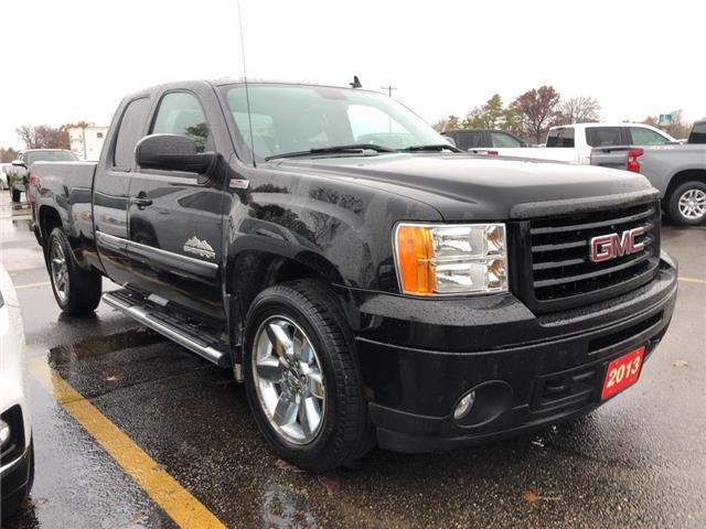 2013 GMC Sierra 1500 SLT (Stk: 20G23A) in Tillsonburg - Image 1 of 15