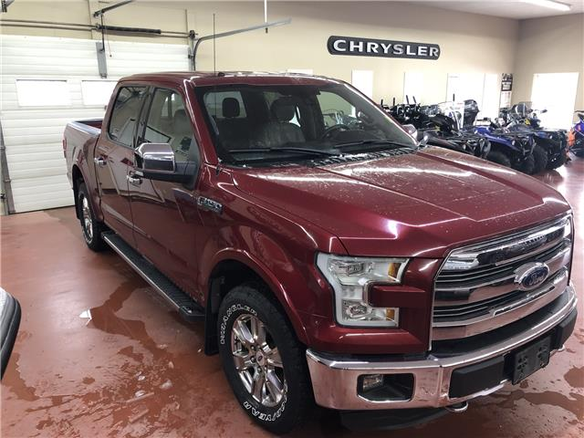2015 Ford F-150 Lariat (Stk: U19-104) in Nipawin - Image 1 of 10