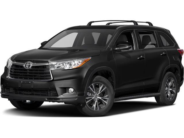2016 Toyota Highlander XLE (Stk: 241414) in Ottawa - Image 1 of 3