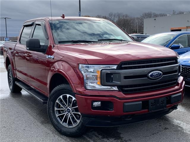 2018 Ford F-150 XLT (Stk: 19T231A) in Midland - Image 1 of 17