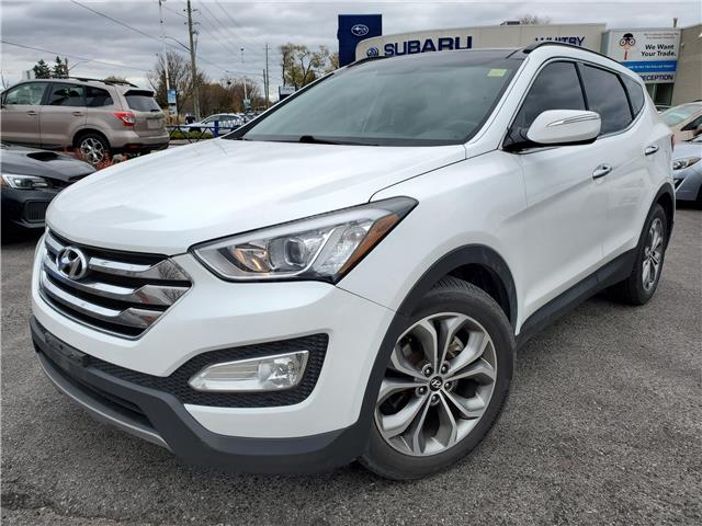 2014 Hyundai Santa Fe Sport 2.0T Limited (Stk: 19S1073A) in Whitby - Image 1 of 21