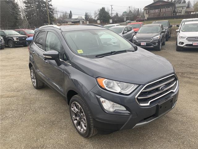 2020 Ford EcoSport Titanium (Stk: 20T013) in Quesnel - Image 1 of 17