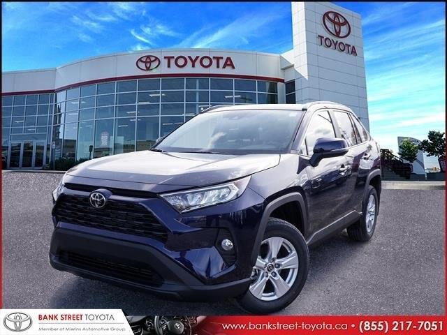 2020 Toyota RAV4 XLE (Stk: 27882) in Ottawa - Image 1 of 26