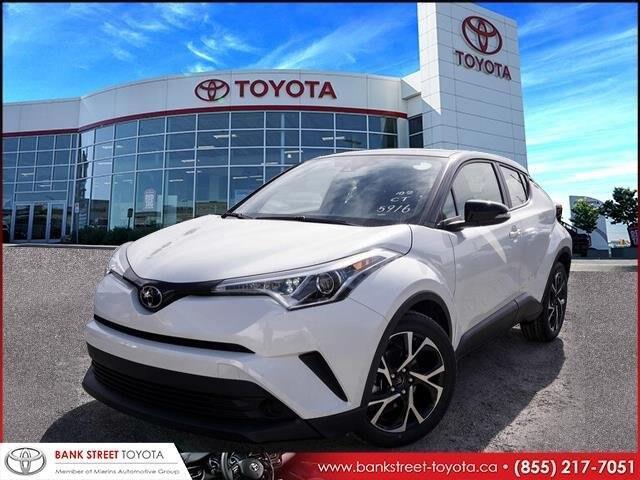 2019 Toyota C-HR Base (Stk: 27892) in Ottawa - Image 1 of 23