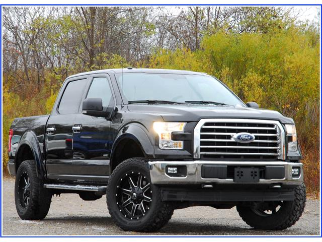 2017 Ford F-150 XLT (Stk: D95630A) in Kitchener - Image 1 of 18