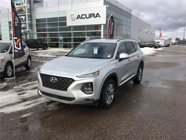 2019 Hyundai Santa Fe Preferred 2.4 (Stk: A4077) in Saskatoon - Image 1 of 18