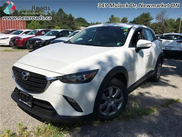 2019 Mazda CX-3 GX AT AWD (Stk: 40417) in Newmarket - Image 1 of 21