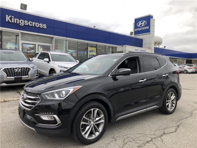 2017 Hyundai Santa Fe Sport 2.0T Limited (Stk: 29210A) in Scarborough - Image 1 of 18