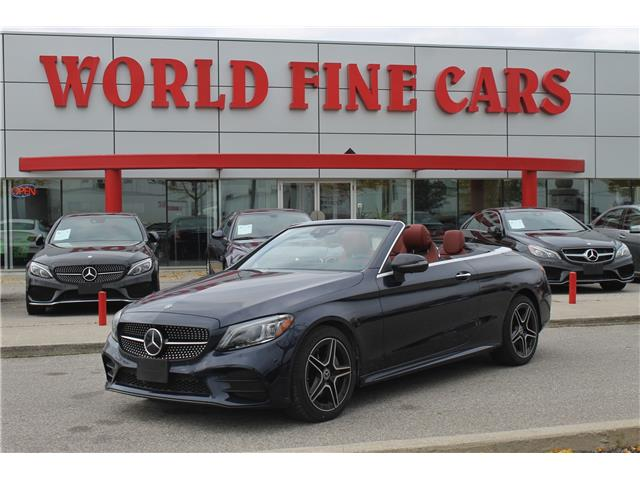 2019 Mercedes-Benz C-Class Base (Stk: 12312) in Toronto - Image 1 of 28