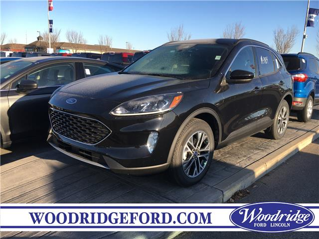 2020 Ford Escape SEL (Stk: L-76) in Calgary - Image 1 of 5