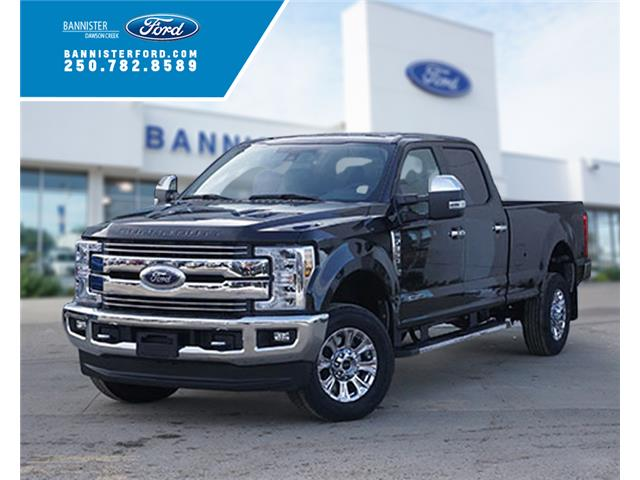 2019 Ford F-350 Lariat (Stk: T192442) in Dawson Creek - Image 1 of 17