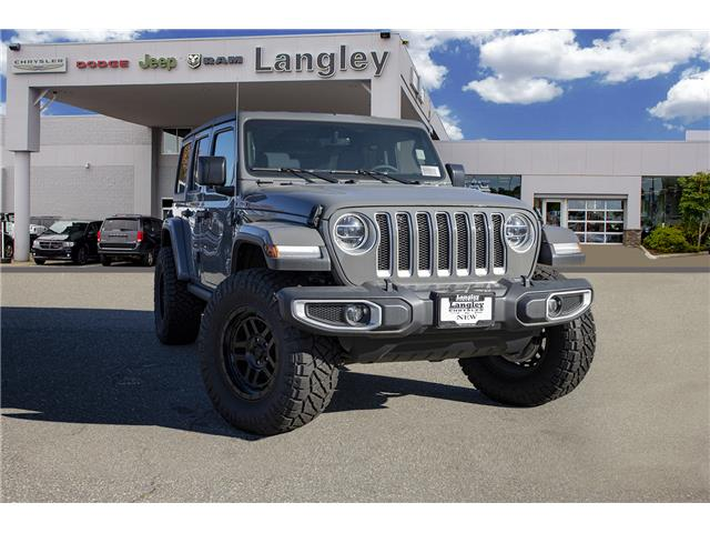 2019 Jeep Wrangler Unlimited Sahara (Stk: K544020) in Surrey - Image 1 of 20