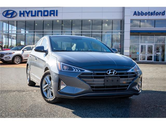 2019 Hyundai Elantra Preferred KMHD84LF7KU747846 AH8940 in Abbotsford