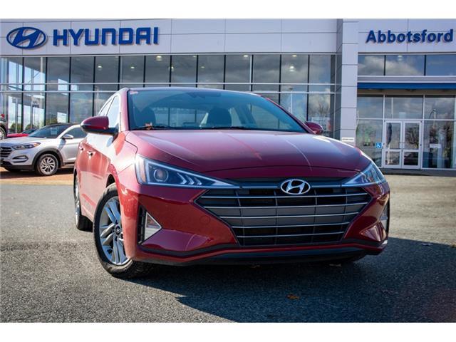2019 Hyundai Elantra Preferred KMHD84LF4KU870083 AH8941 in Abbotsford